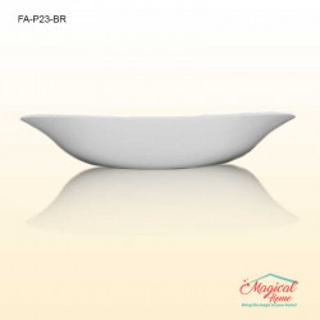 Farfurie supa opal 23x23cm PARMA Bormioli Rocco