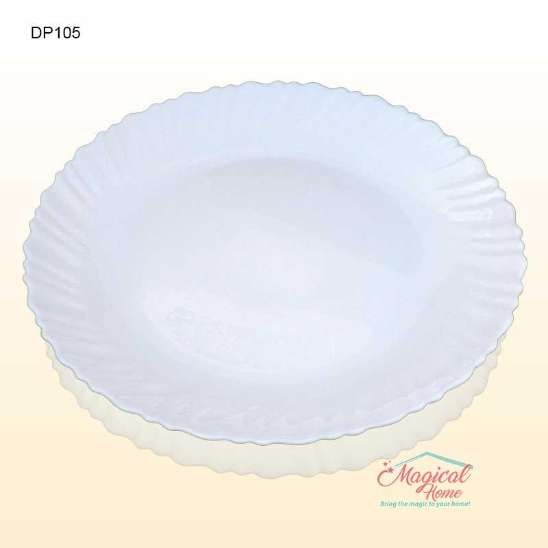 Farfurie intinsa opal 26cm Dec'or DP105