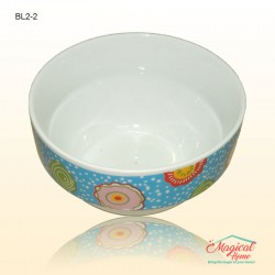 Bol ceramic BL3-2 decor floral