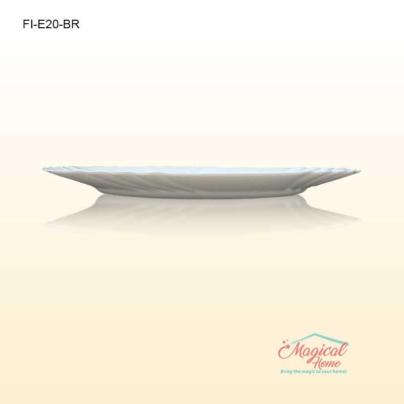 Farfurie desert opal 20cm EBRO Bormioli Rocco