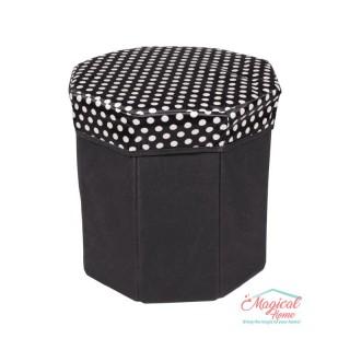 Cutie depozitare tip taburet hexagonala CD1-05