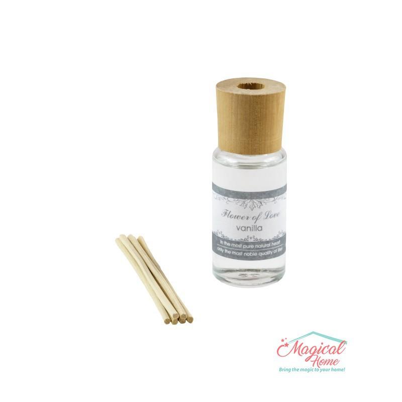 Ulei parfumat cu beţişoare 85423, aromă de vanilie