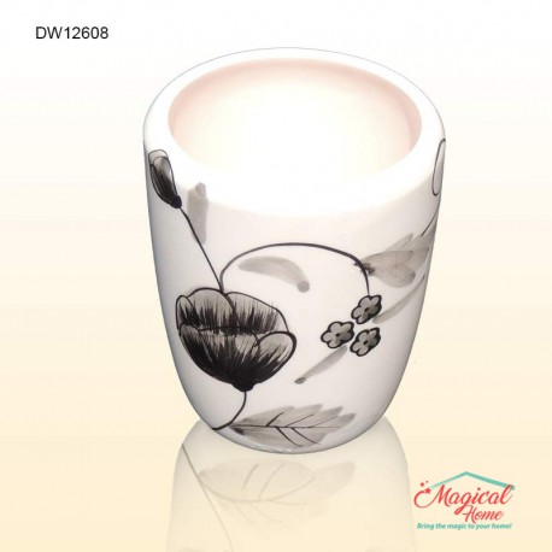 Set ceramic pentru baie DW12698 pahar clatire gura