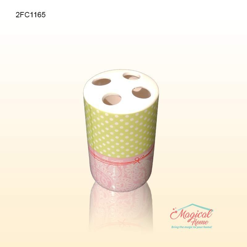 Set ceramic pentru baie 2FC1165 - supert periute de dinti
