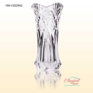 Vaza sticla pentru flori 25 cm COK Lobelia