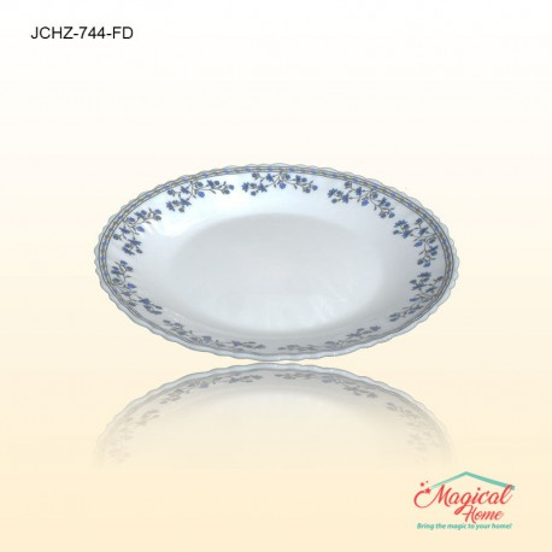 Farfurie desert opal 744 decor floral