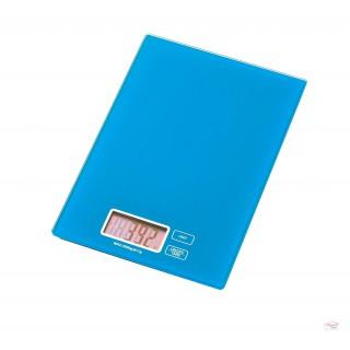 Cântar de bucătărie digital J2912 Albastru, Victronic