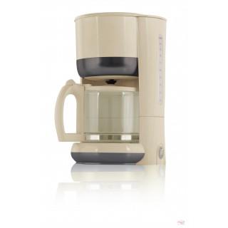 Filtru de cafea 980 W, 10-12 Ceşti, Crem, Victronic, VC886