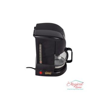 Filtru de cafea 650 W, 10-12 Ceşti, Negru, Victronic, VC608NGR