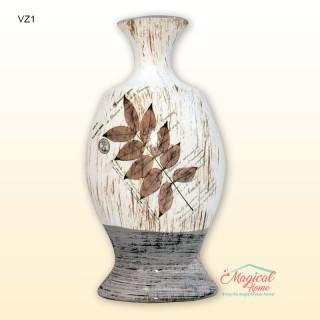 Vaza ceramica pentru flori VZ1, decor artistic