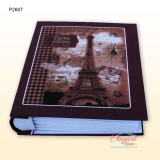 Album foto P2607, 100 poze 13x18cm