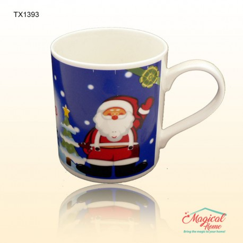 Cana ceramica decor Craciun TX1393