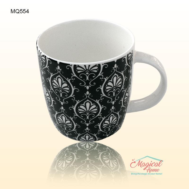 Cana ceramica decor abstract MQ554